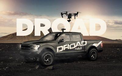 """Sınırın mobil bekçisi olmaya aday """"DROAD"""" 7/24 operasyon desteği sunuyor !"""