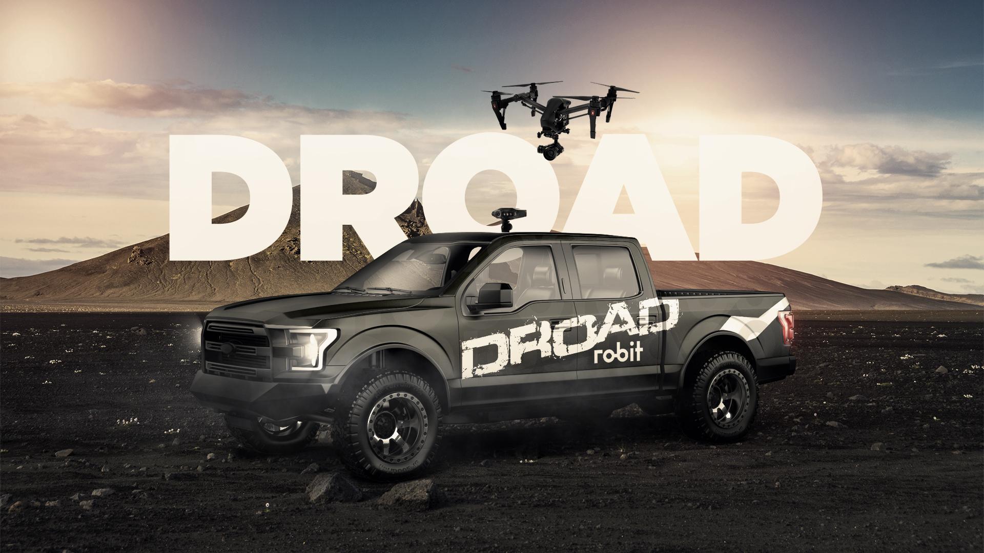 DROAD - Sınırın Mobil Bekçisi